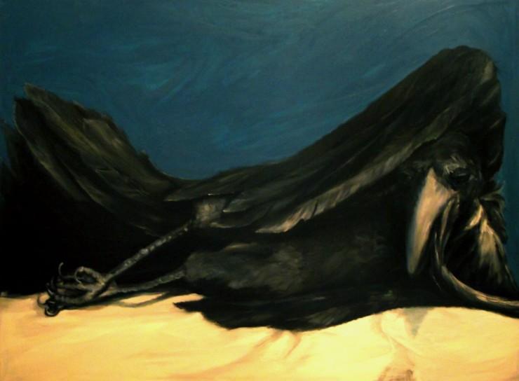 Doran Dana-The Melancholy Crow